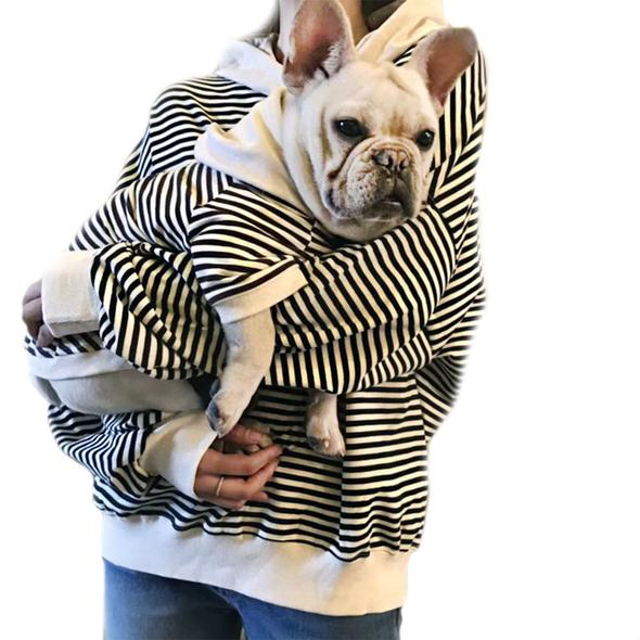 french bulldog matching outfits