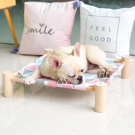 cooling bed for french bulldogs